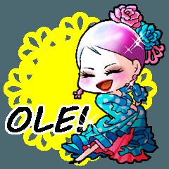 踊れ!!フラメンコ!