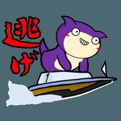 モモ 【Boatraceコラボ PART1】