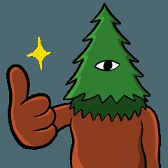 樹木怪獣ジュモラ