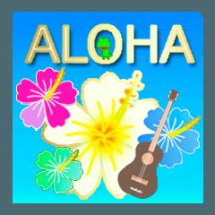 アロハ*ハワイアン ナチュラル 敬語*2