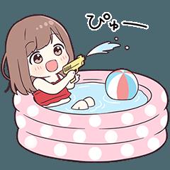 ジャージちゃん9(夏)