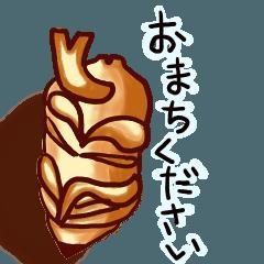カブトムシの幼虫 ルーク2