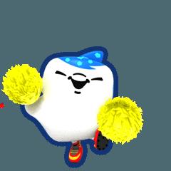 FC琉球のジンベーニョだニョ!