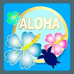 アロハ*ハワイアン ナチュラル 敬語*3