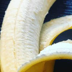 [LINEスタンプ] 実写バナナBIGスタンプ