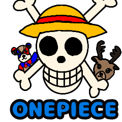 ONEPIECE with しか