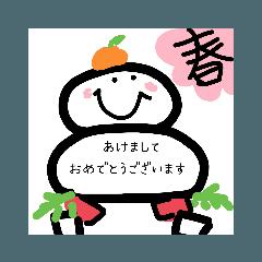 one  year  りぼん