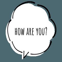 英語で日常会話、英語の挨拶